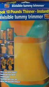 Invisible Tummy Shaper Slimming Belt Waist cincher reducer