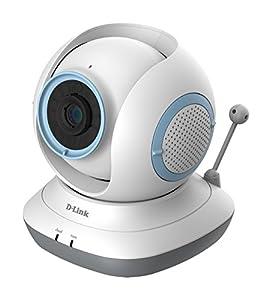 d link pan tilt hd wi fi baby camera temperature sensor. Black Bedroom Furniture Sets. Home Design Ideas