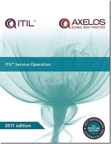ITIL Service Operation: 2011 (Best Management Practices) (Itil Service Operation 2011 compare prices)
