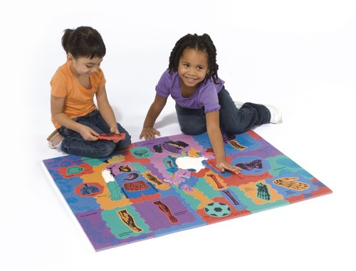 Cheap Chenille Kraft WonderFoam® Giant Our Body Activity Puzzle (B003E7FAB0)