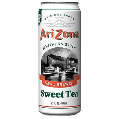 Scs Arizona Tea - Sweet - 24/ 23 Oz. Cans