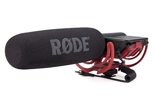 Rode VideoMic Rycote Microphone directionnel à condensateur pour camera