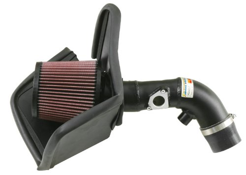 K&N 69-8757TTK 69 Series Black Typhoon Air Intake System (Air Intake System Corolla compare prices)