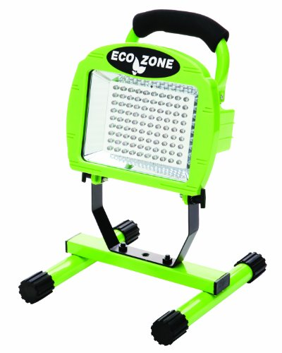 Designers Edge L1313 108-LED Rechargeable Portable Super Bright LED Worklight, Green (Designers Edge compare prices)