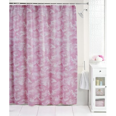 Pink Camouflage Bedding 3394 front