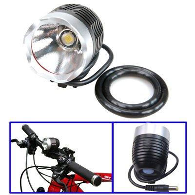 Cree T6 Conduit 900 Lumens Super Lumineux Lumières De Vélo / Lumières De Vélo De Montagne / Feux De Route (Argent)