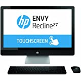 HP ENVY Recline 27-k150 27-Inch TouchSmart All in One Desktop with Beats Audio