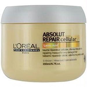 Serie Expert Absolut Repair Masque For Very Damaged Hair/FN152967/6.7 oz//