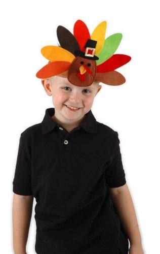 Elope Turkey Headband