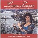 Laurel Zucker- Erkel Chamber Orchestra: Bach: Suite for orchestra No2; Telemann: Overture