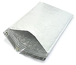 4.5×7 Self Seal Poly Bubble Mailers - Padded Envelopes (50 Bubble Mailers)