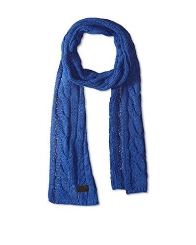 Original Penguin Men's Desmond Knit Scarf, True Blue