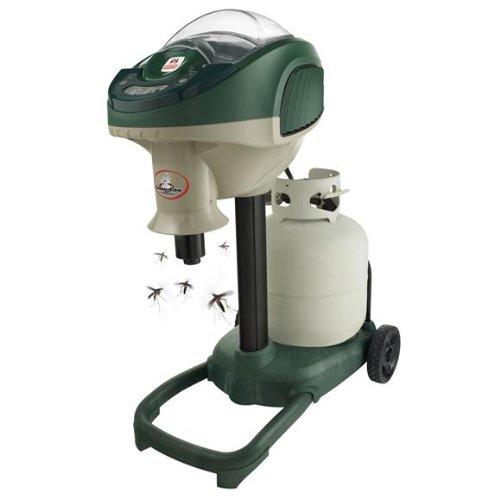 mosquito propane machine