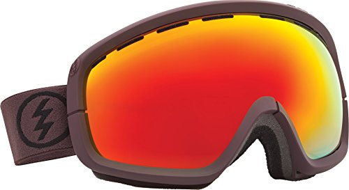 Electric Egb2S Snow Goggle, Solar, Bronze/Red Chrome
