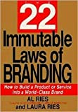 img - for The 22 Immutable Laws of Branding 1st (first) edition Text Only book / textbook / text book