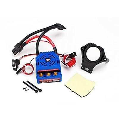 Traxxas 3377 Mxl-6s Electronic Speed Control Wp Bl Teton