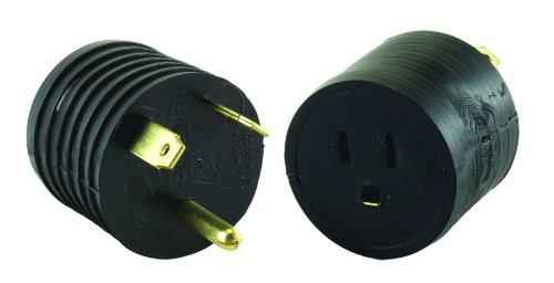 Jr Products M-3026-A 30-15 Amp Reverse Adapter