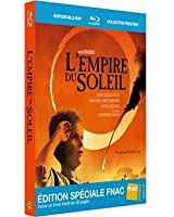 L'EMPIRE DU SOLEIL - BLU RAY COLLECTOR PRESTIGE + DVD BONUS + LIVRET