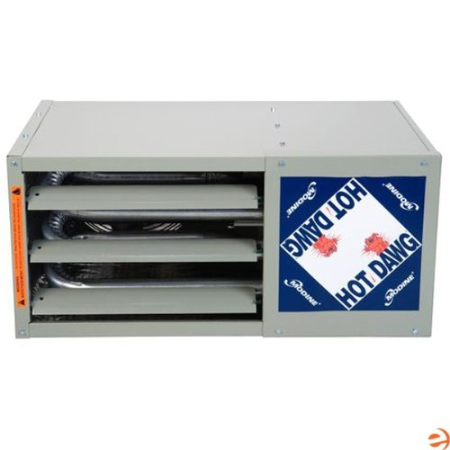 Modine HD30AS0121 Hot Dawg Heater 30,000 BTU, Power Vented, LP, Propane (Vented Propane Garage Heaters compare prices)