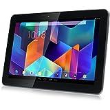Hannspree HANNSpad SN1AT74B 16GB Black tablet - tablets (Full-size tablet, Slate, Android, Black, Lithium Polymer (LiPo), 0 - 45 °C)
