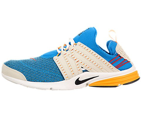 huge discount fa734 fe391 Nike Mens Lunar Presto Running Shoes Photo Blue Beige Atomic Mango  579915-400 Size 10  Buying Click Here!