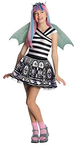 Girls - Monster High Rochelle Goyle Child Costume Md Halloween Costume