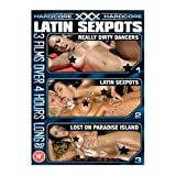 XXX Hardcore, Latin Sexpots (3 film set) [DVD]