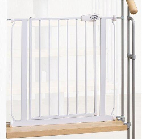 treppenschutzgitter von safety 1st was. Black Bedroom Furniture Sets. Home Design Ideas