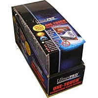 Ultra Pro One-Touch Magnetic 35pt Collectible Card Holder Box [25 holders]