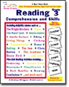 Carson Dellosa Flash Cards - Reading Comprehension and Skills