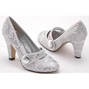 EyeCatchShoes - Womens Monaco Glitz Shoes