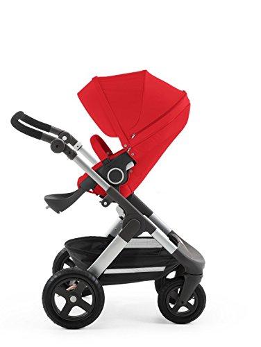 Stokke Trailz All-Terrain Stroller - Red