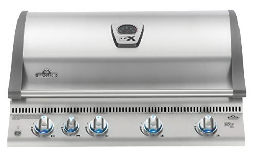 Napoleon-BILEX605RBINSS-Built-in-Natural-Gas-Grill