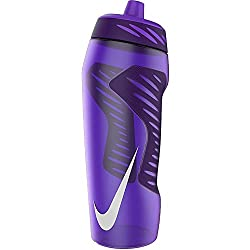 Nike Hyperfuel Purple Water Bottle