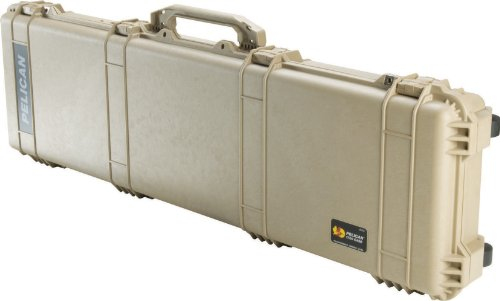 Details for Pelican 1750 Case with Foam Desert Tan