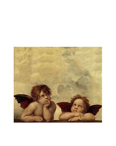 ARTE E TESSUTI by MANIFATTURE COTONIERE Pannello Decorativo Putti