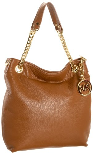 MICHAEL Michael Kors Jet Set Chain Medium Tote,Luggage,one size