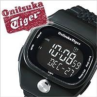 オニツカタイガー腕時計 OnitsukaTiger時計 Onitsuka Tiger 腕時計 オニツカタイガー 時計 クラシックデジタルモデル CLASSIC メンズ/OTTD0105 [スポーツ カジュアル]