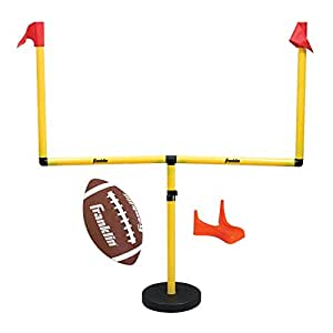 Franklin Sports Franklin Sports Go Pro Youth Football Goal Post Set