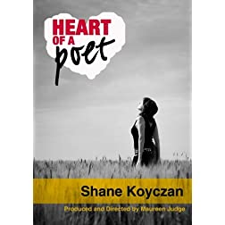 Heart of a Poet:  Shane Koyczan