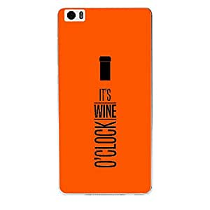Skin4gadgets Awesome Wine & Dine Quotes, Pattern 36, Color - Wine Phone Skin for REDMI NOTE PRO