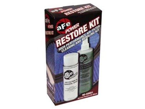 aFe Power MagnumFLOW 90-50500M Air Filter Restore Kit (Case Pack, Gold)