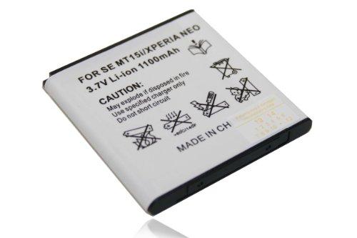 AKKU LI-ION passend für SONY ERICSSON SONYERICSSON Xperia Neo, MT15a, MT15i, Halon, Xperia Pro, MK16i, Iyokan, SO-01C etc. ersetzt BA700, BA 700