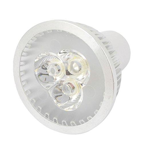Ac 85-265V Gu10 3W 3X1W Led Warm White Spot Light Downlight Lamp Bulb