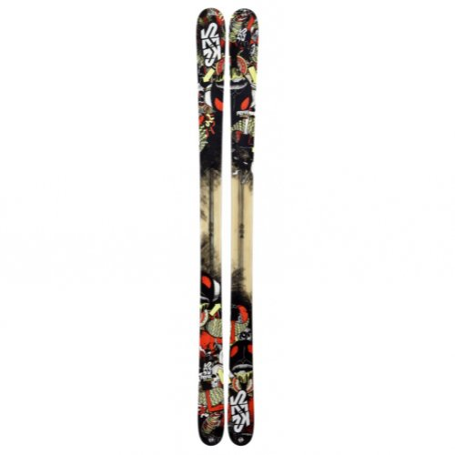 K2 Press Freestyle Park Jib Rockered Mens Twin Tip Skis New - 2013 (179)