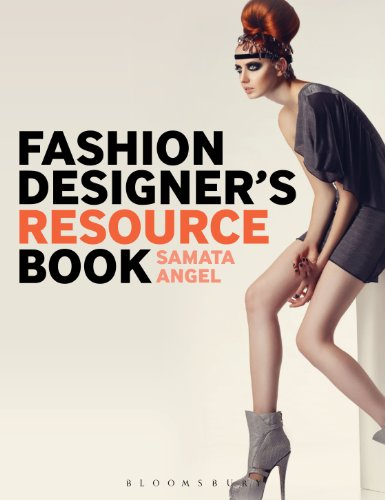 Fashion Designer's Resource Book: Fashioning Your Life (331/3)