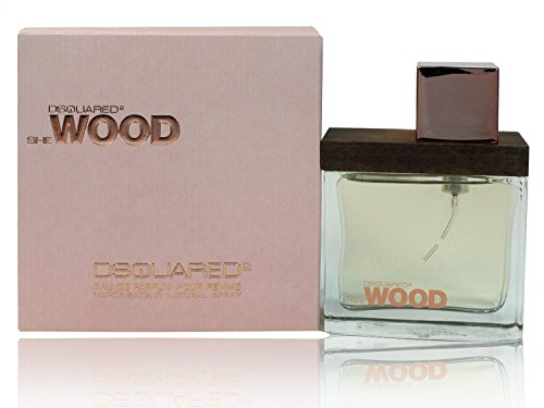 She Wood Eau De Parfum Spray - 30mililitr/1ounce