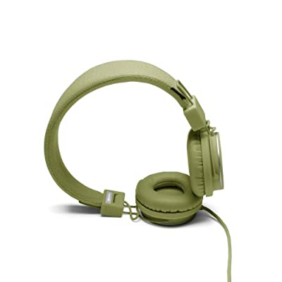 UrbanEars Plattan Headphones Olive, One Size