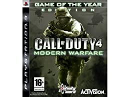 Call of Duty 4: Modern Warfare Game of The Year Edition
