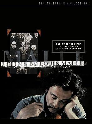 3 Films by Louis Malle (Au Revoir Les Enfants / Murmur of the Heart / Lacombe, Lucien) (The Criterion Collection)